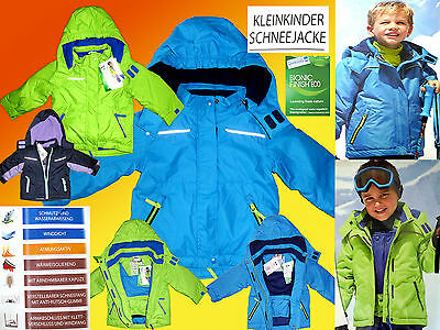 Baby Toddler Ski jacket Snow Jacket Coat Winter jacket Boys jacket 74-104 NEW