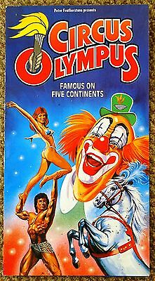 1994 Circus Olympus Programme