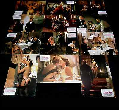 1978 Red Nights of the Gestapo ORIGINAL LOBBY CARD SET Nazisploitation NASTY