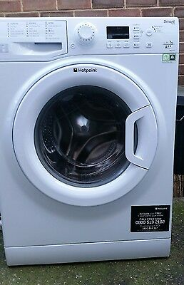 Hotpoint Smart 7kg washing machine - nearly new