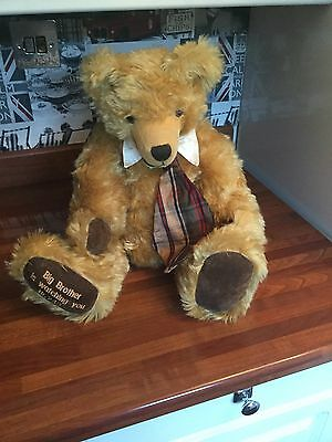 Hermann Bear. Big Brother is Watching You. Limited Edition Teddy