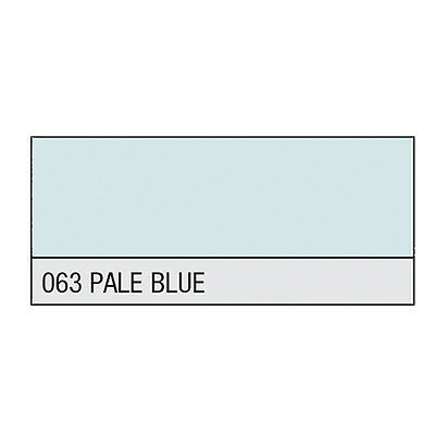 LEE Filter Farbfilter Rolle HT 063 Pale Blue 1170x4000 mm
