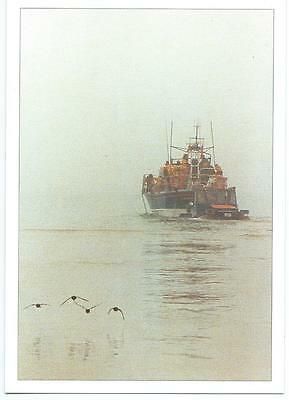 Yorkshire, Scarborough, Lifeboat, Vintage Postcard, Bicentenary 1801-2001
