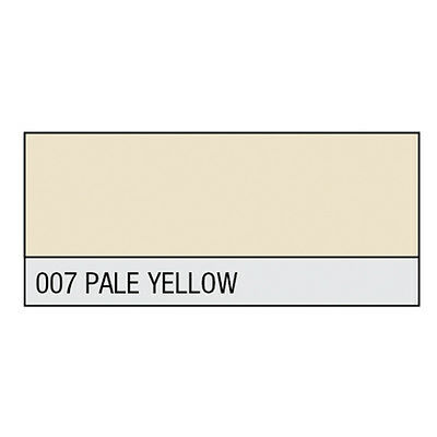 LEE Filter Rolle HT 007 Pale Yellow 1170x4000 mm