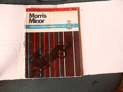 morris minor car servicing manual [1968]