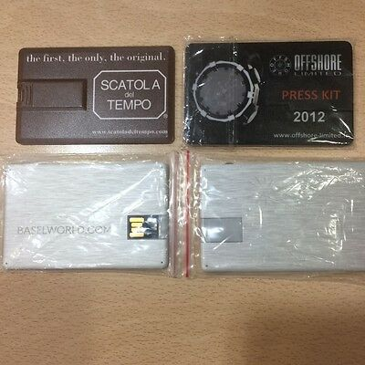 Baselworld, Scatola del tempo, Offshore limited four USB