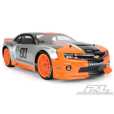 Proline 2011 Camaro Gs Clear Body For Traxxas 1/16 Rally (Unpainted) - PL3371-00
