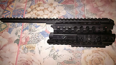 Airsoft AEG / GBBR M4 S-System Front Handguard