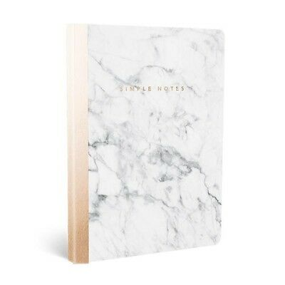 Copper Marble Soft Cover Journal with Metallic Accents writing gift notebook