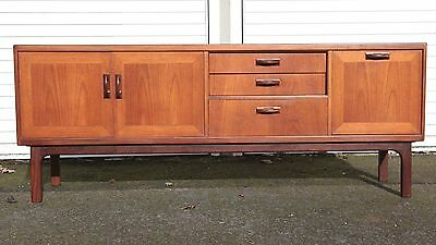 G Plan Teak Sideboard Retro Vintage Mid Century Delivery Available Danish Style