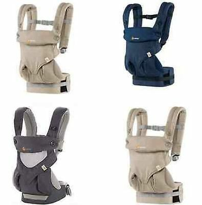 2017 New Ergo 360 Four Position Breathable Baby Carrier With New w box