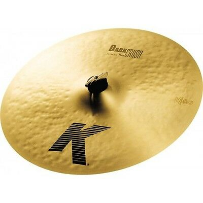 "Zildjian 17"" K Dark Thin Crash Becken Cymbal €344 on Thomann! BLITZANGEBOT!!"