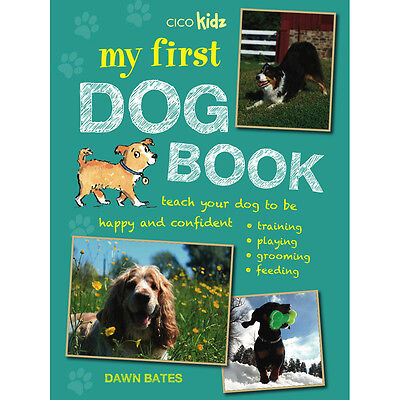 Cico Books My First Dog Book CIC-91972