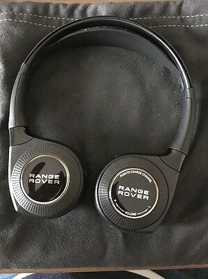 Range Rover Wireless Headphones Up To 2013 Model Genuine
