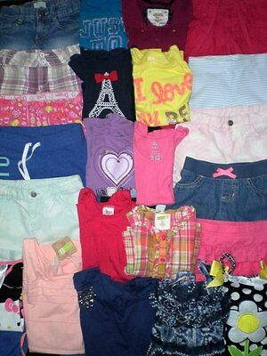 Huge Girls Clothes Lot...size 5 and 5T...Nice...Spring/Summer!!!