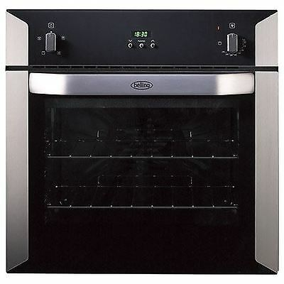 Belling BI60FP Built In Electric Single Oven - Stainless Steel - Z 3381423