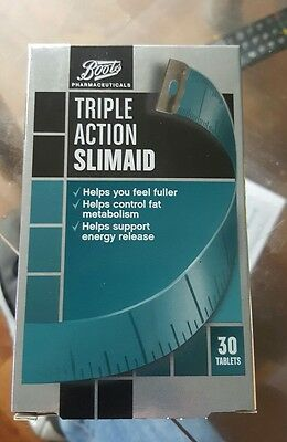 Boots Triple Action Slimaid