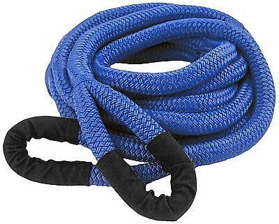 """DITCHPIG 448501 KINETIC ENERGY RECOVERY DOUBLE NYLON BRAIDED ROPE 1/2"""" x20'"""