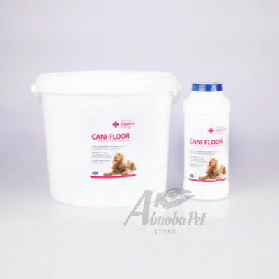 Cani-Floor Natural organic bedding powder eliminates odours and removes ammonia