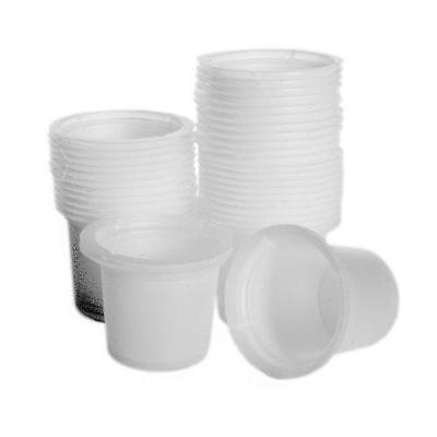 Dyn-A-Med 80085 Polystyrene Disposable Beaker, 10mL Capacity (Case of 1000) New
