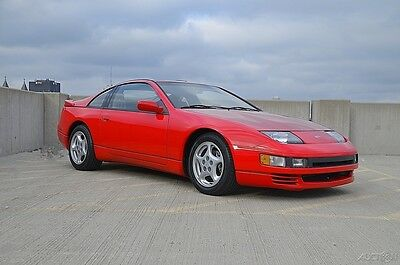 1991 Nissan 300ZX Turbo 1991 300ZX TWIN TURBO ALL STOCK SURVIVOR