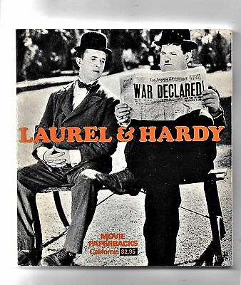 Laurel and Hardy Movie-Paperbacks-1974, 2nd U.S. printing.
