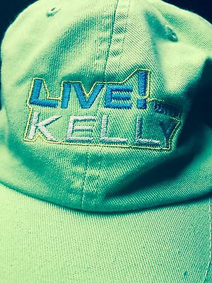 Rare Live With Kelly Ripa Show Cap Hat