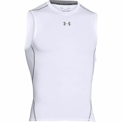 Under Armour Men's HeatGear Armour Sleeveless Compression Sh