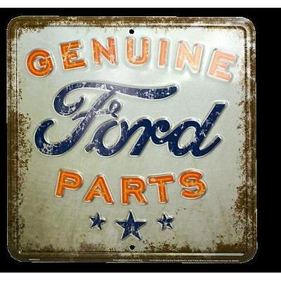 Genuine Ford Parts Nostalgia Sign New