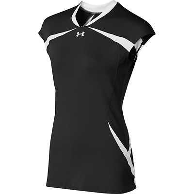Under Armour Women's Elevate Cap Sleeve Volleyball Jersey
