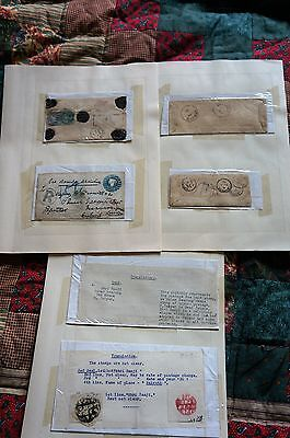 Indian Postal History, Jaipur Cancellations. 1860 Onwards.