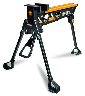 Rockwell JawHorse Sheetmaster Portable Workstation Stand Workclamp EasyTransport