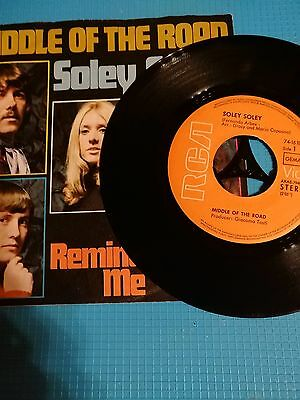 `` 7 `` MIDDLE OF THE ROAD - Soley Soley