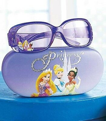 Kid's Favorite Character Sunglasses & Case Girl's Disney Princess Great Gift