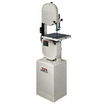 Jet JWBS-14CS 14 in. 1HP 1PH 115/230V Closed Stand Band Saw New
