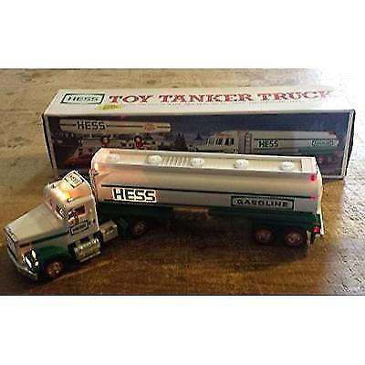 Hess 1990 Collectable Toy Tanker Truck New