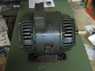 Colchester Lathe 3 Phase 3HP Electric Motor