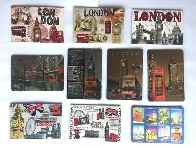 UK London Souvenirs Fridge Magnets Collectibles Novelty England