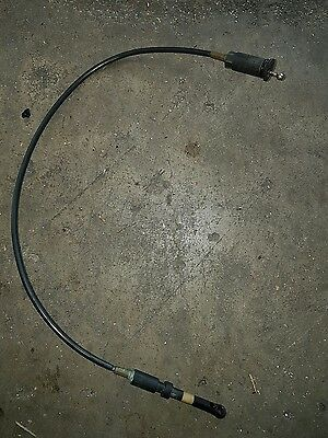 40hp 50hp evinrude johnson outboard tilt trim gas assist cable