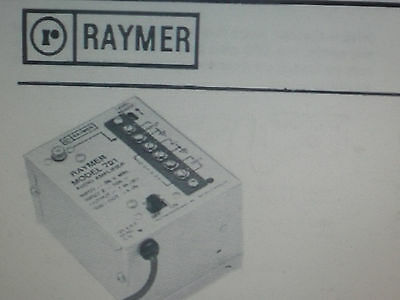 Raymer 701  1 Watt Amplifier NEW IN BOX Ideal for telephone system MUSIC ON HOLD