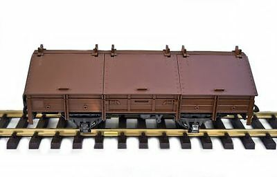 Zenner Covered gondola LGB Structure G Scale