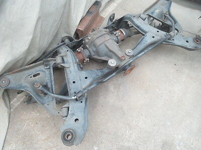 Nissan 200sx S15 Silvia Rear Cradle Subframe with R200 LSD Arms swaybar shafts