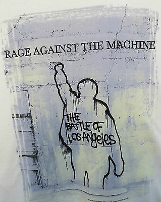 Rage Against The Machine Xxl The Battle Of Los Angeles Rock And Roll Shirt Giant