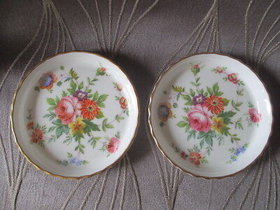 "Pair of Minton ""Marlow"" Pin Dishes"