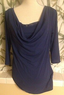 Motherhood Maternity Nursing Top Size Medium M