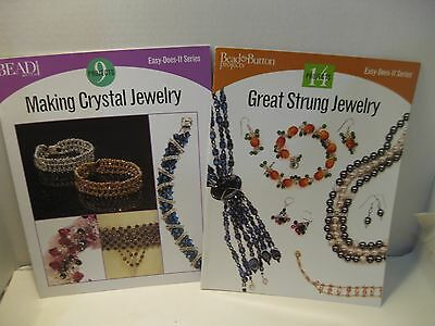 Great Strung Jewelry & Making Crystal Jewelry