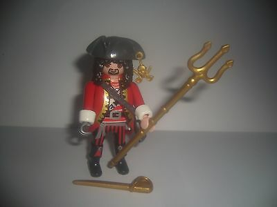 Playmobil Figur Pirat *PIRATENKAPITÄN* Serie 11 Boys 9146 Figures X