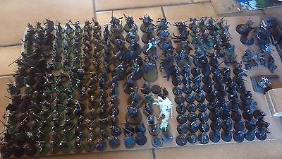 Warhammer lord or the ring huge army
