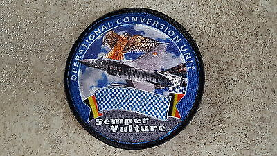 Patch F16 belgian air force