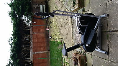 Cross Trainer & a 2 in 1 Deluxe Exercise Bike